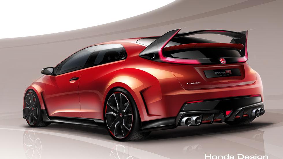Honda Civic Type R, comienza la cuenta atrás