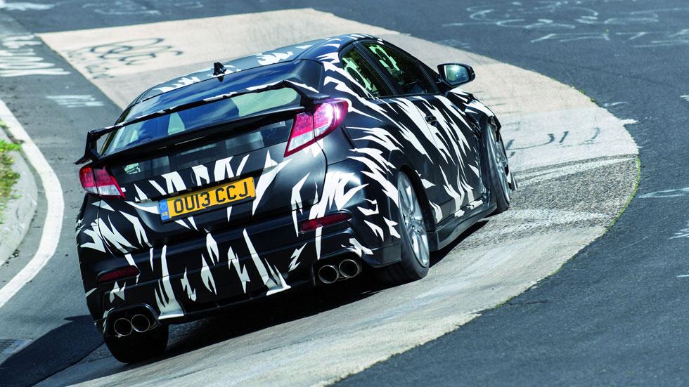 Honda Civic Type-R, ¡bienvenido!