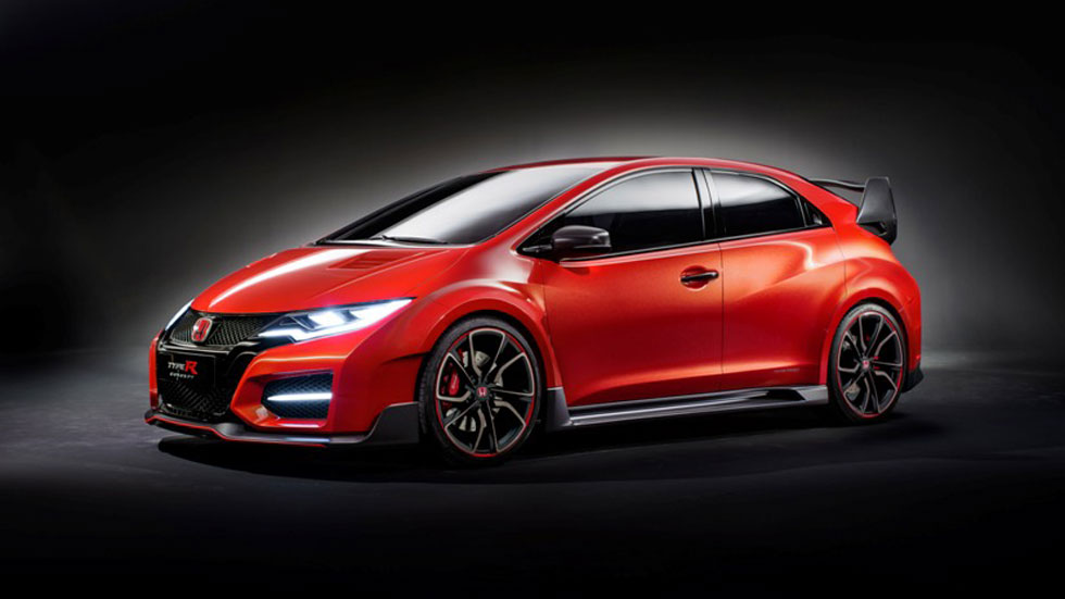 Nuevo Honda Civic Type R Concept, alma de samurai