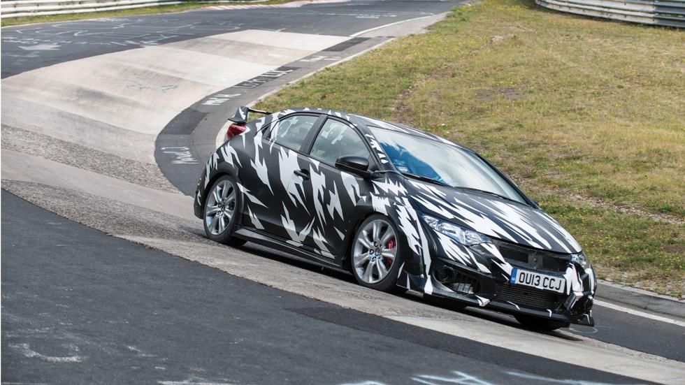 Civic Type R y NSX, lo más brutal de Honda
