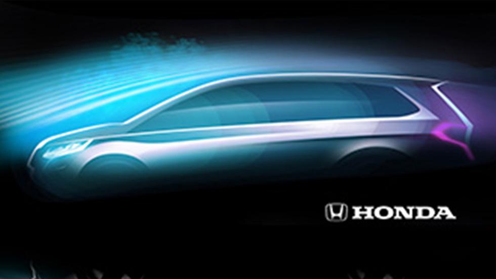 Honda presentará dos novedades en el Salón de Shanghai 2013