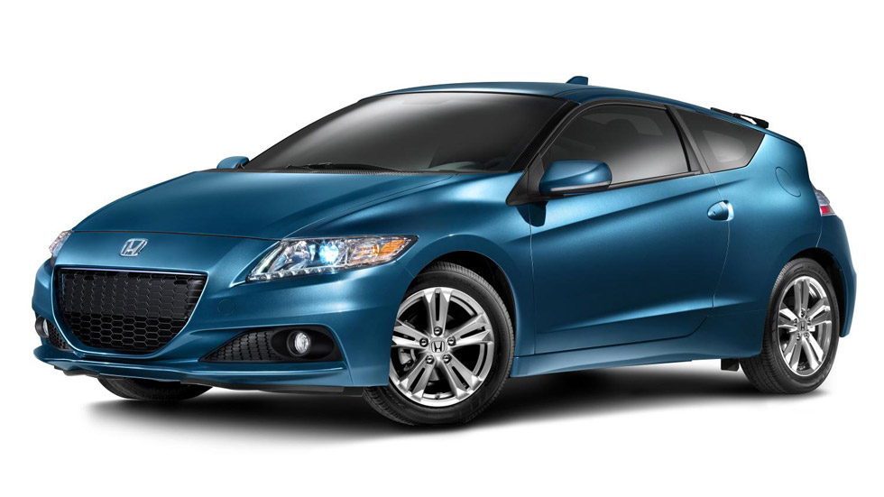 Nuevo Honda CR-Z 2015, el híbrido deportivo japonés se renueva