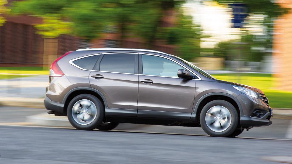 Honda CR-V 1.6 i-DTEC, la eficiencia en modo SUV