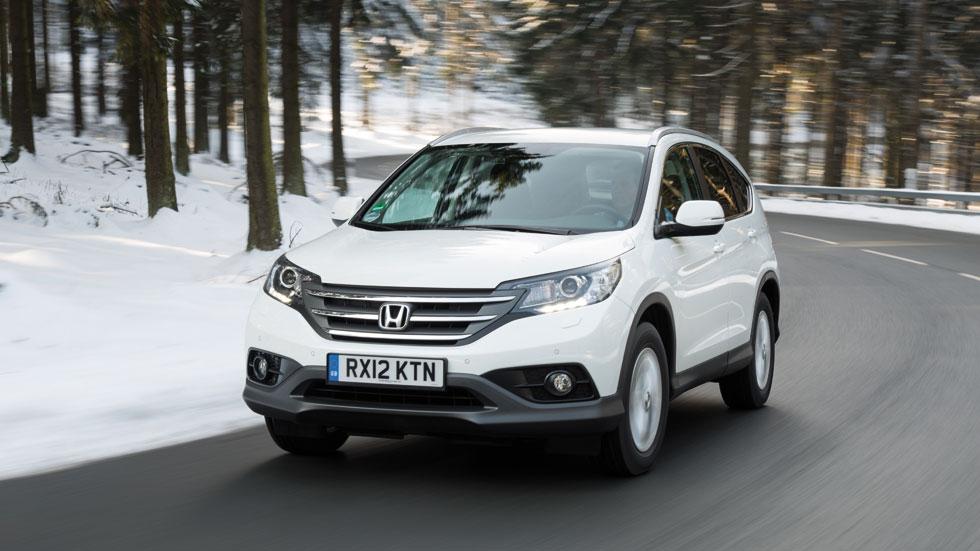 Honda lanza una edición limitada del CR-V por 21.000 euros