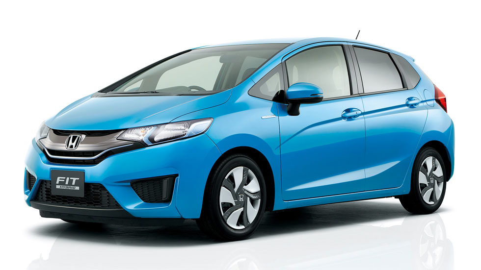 Honda Fit, las bases de la tercera generación