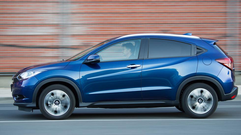 Primera prueba: Honda HR-V, el SUV revolucionario