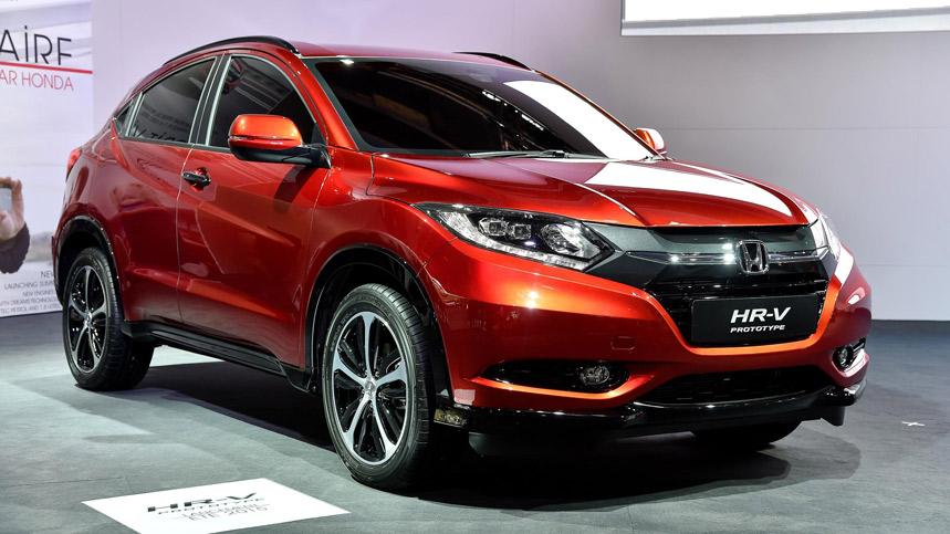 Honda HR-V, así es el nuevo SUV compacto