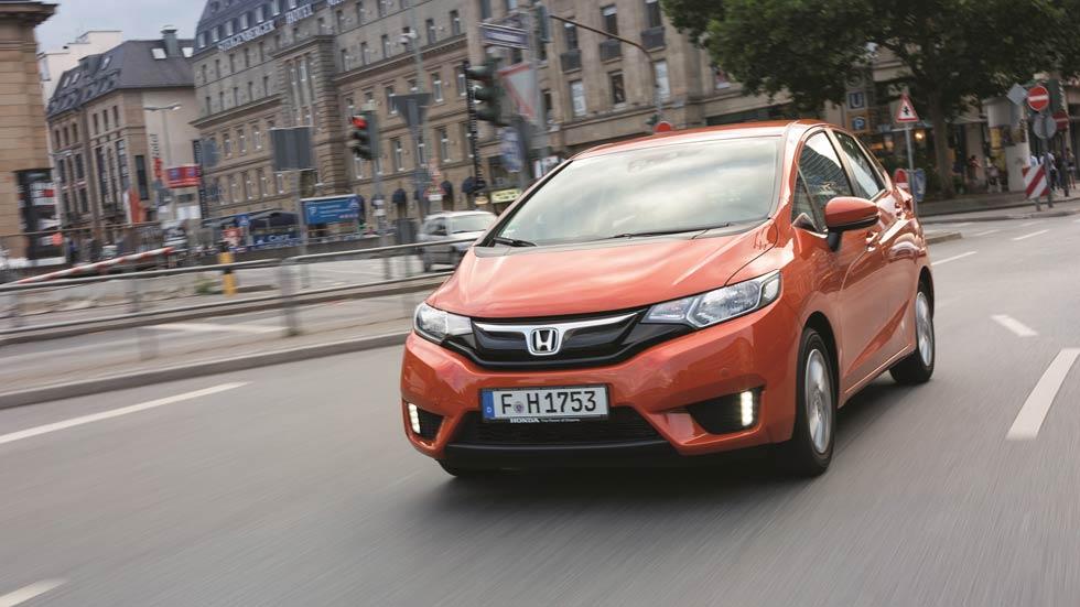 Primera prueba: Honda Jazz 2015, versatilidad comprobada