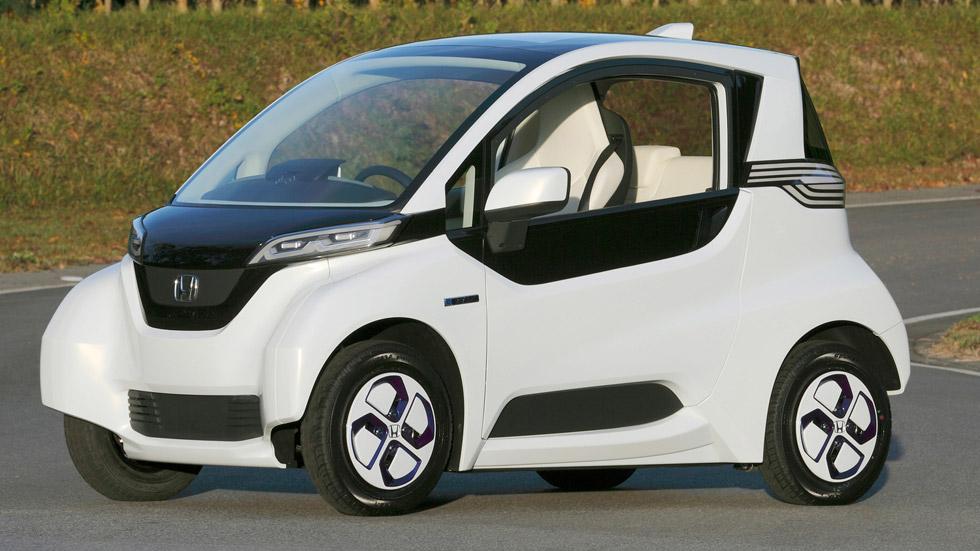 Honda Micro Commuter: el futuro urbano eléctrico japonés