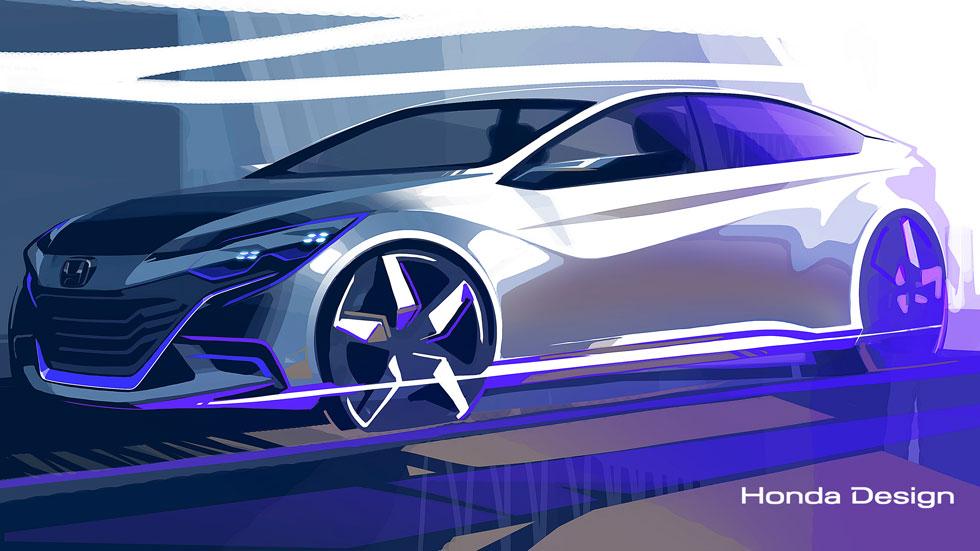 La avanzadilla de Honda para Pekín 2014
