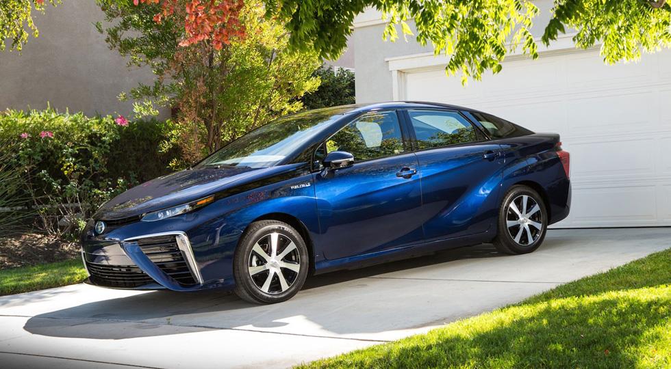 Honda, Nissan y Toyota, por el desarrollo de hidrogeneras