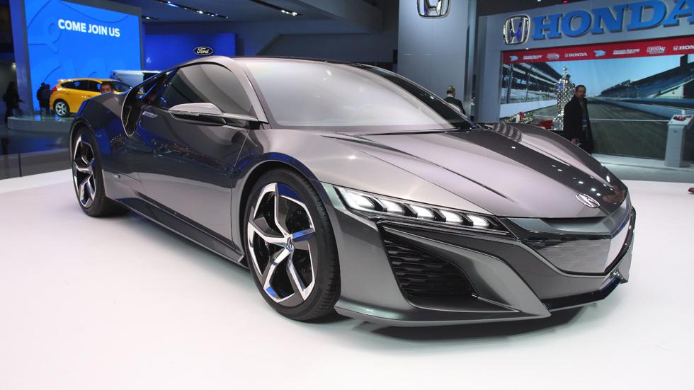 Honda NSX, más cerca del modelo de producción