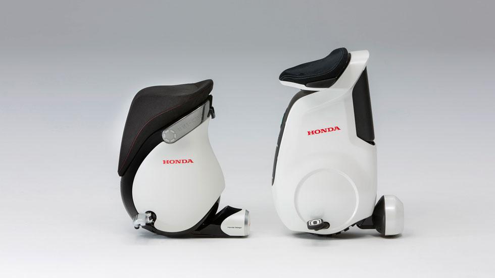 Honda Uni-Cub, la movilidad personal más sencilla