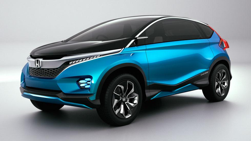Honda Vision XS-1, lo máximo para el hombre