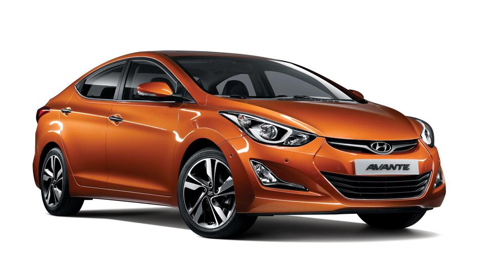 Hyundai Elantra 2014, puesta al día estética