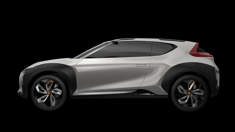 Hyundai Enduro, un SUV coupé 'duro' para la ciudad