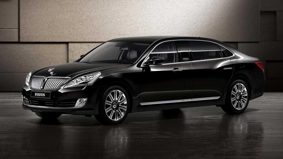 Hyundai Equus Limousine, para moverse 'a cuerpo de rey'