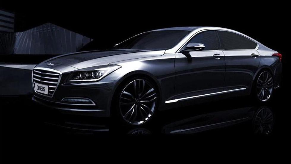 Hyundai Genesis 2014, estrenando nueva filosofía de diseño