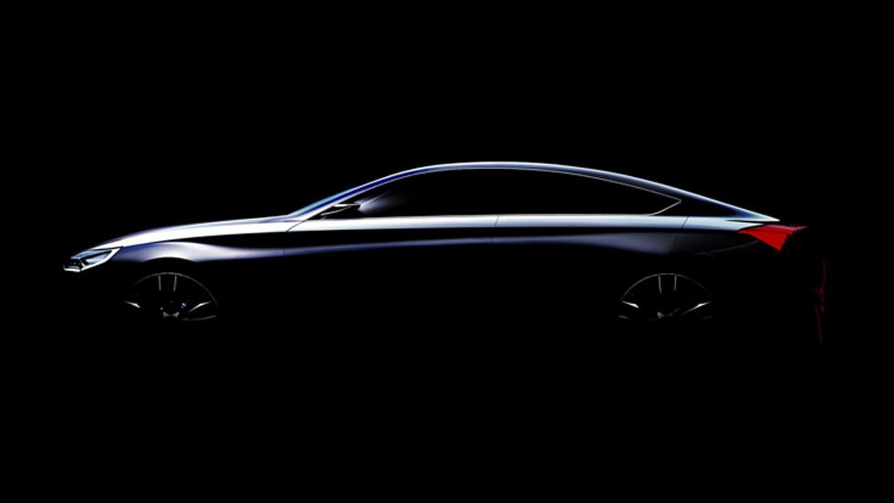 Hyundai HCD-14, el futuro premium de la marca surcoreana