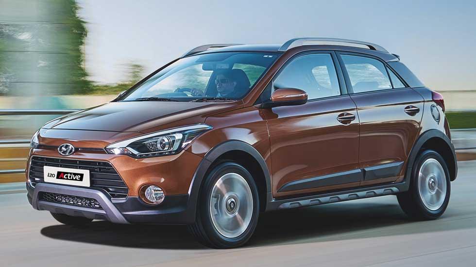 Hyundai i20 Active, el urbano se convierte en SUV