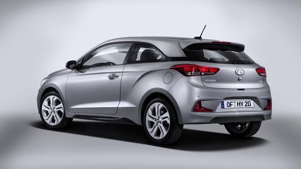 Nuevo Hyundai i20 Coupé: precios
