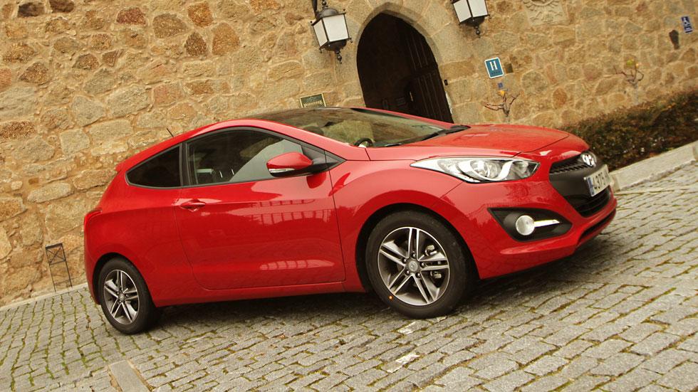 Contacto: Hyundai i30 3p, cuestión de diseño