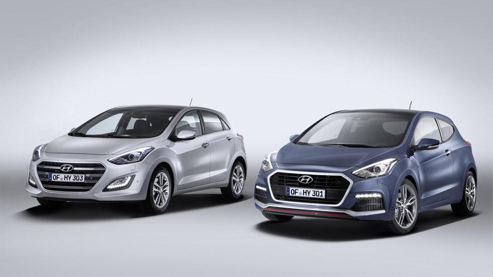 Nuevo Hyundai i30, ahora con una nueva versión turbo de 186 CV