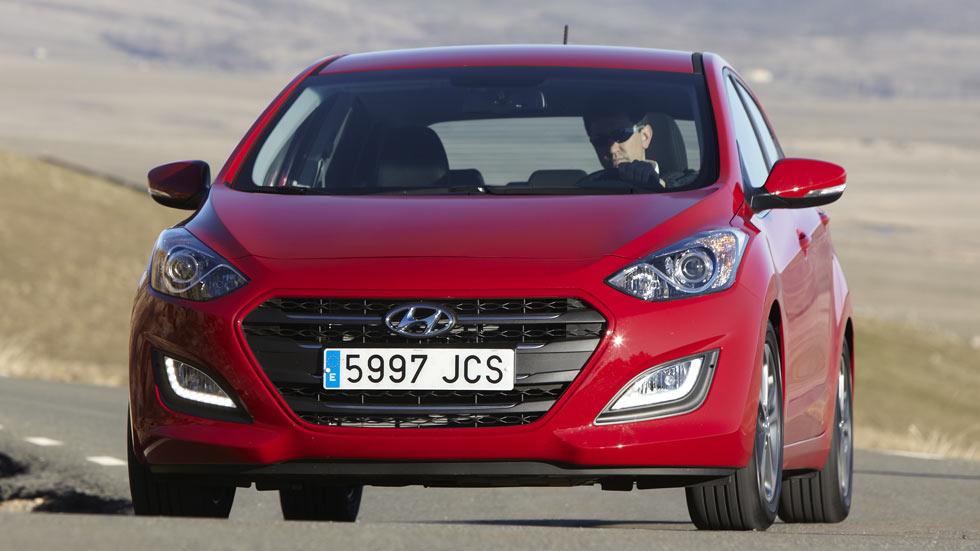 Primera prueba: Hyundai i30 TGDI 186 CV, el más deportivo