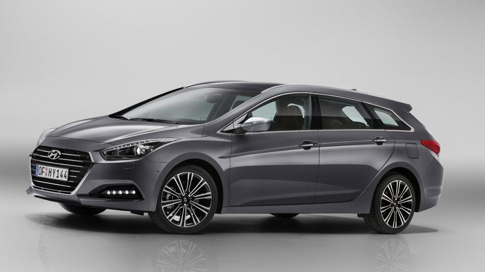 Hyundai i40 2015, cambios en todos los frentes