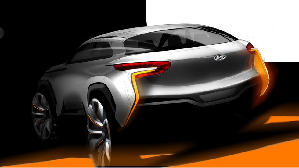 Hyundai Intrado Concept, el futuro empieza aquí