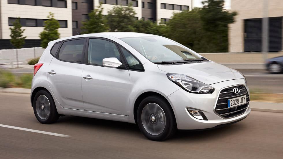 Primera prueba: Hyundai ix20 2015, aire fresco