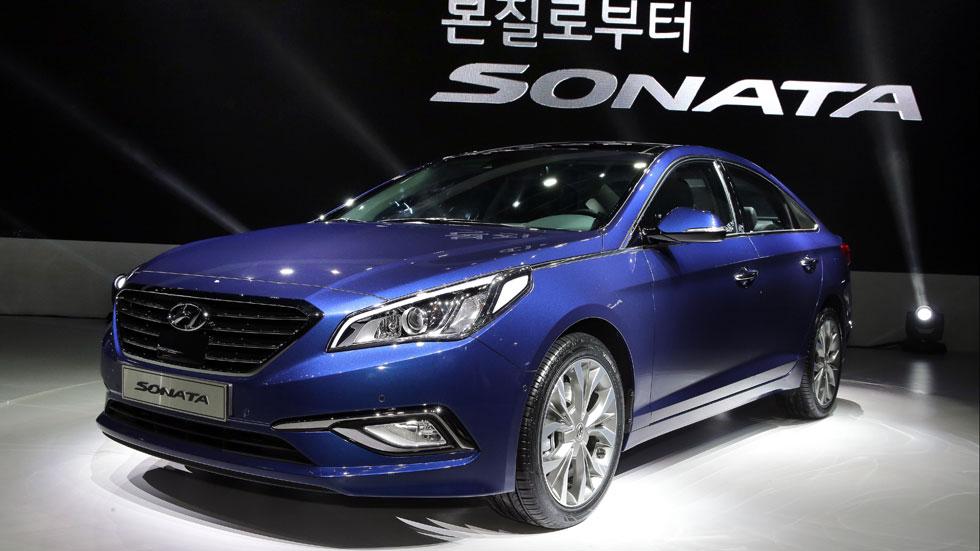 Hyundai Sonata 2014, llega la nueva generación