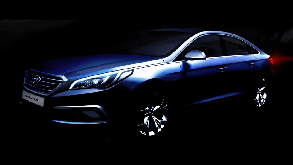 Hyundai Sonata 2015: el diseño como punto de referencia