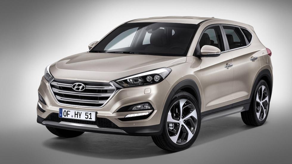 Hyundai Tucson 2015, sustituto del ix35 en Europa