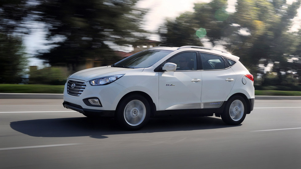 Hyundai Tucson Fuel Cell 2015, novedades tecnológicas