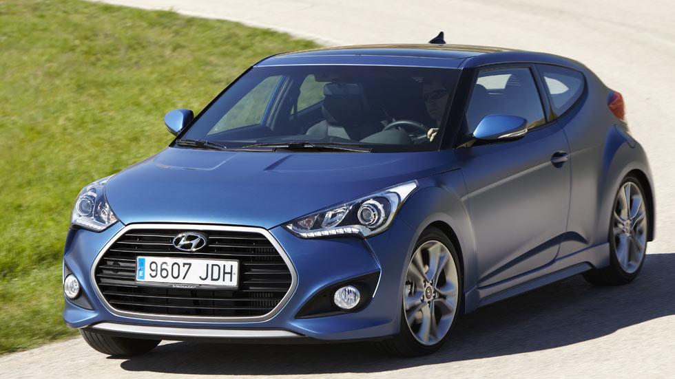 Llega el Hyundai Veloster  2015
