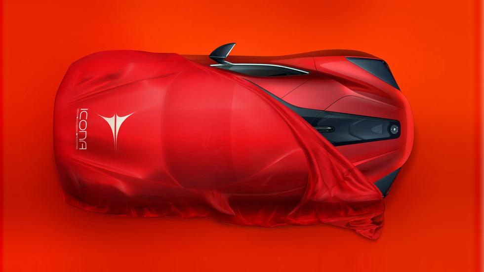 Icona Vulcano, nuevo deportivo híbrido de más de 900 CV