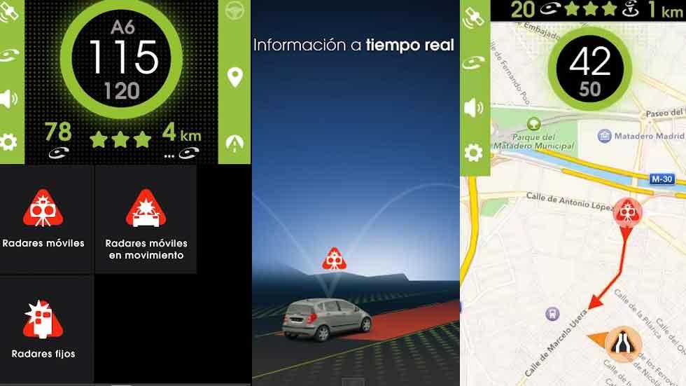 ¿Cuál es la mejor app para evitar que te cacen los radares?