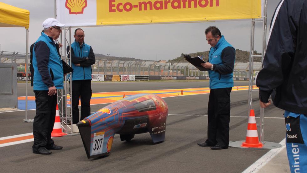 IDEA CEU Car, 598 kilómetros por sólo 15 céntimos de euro