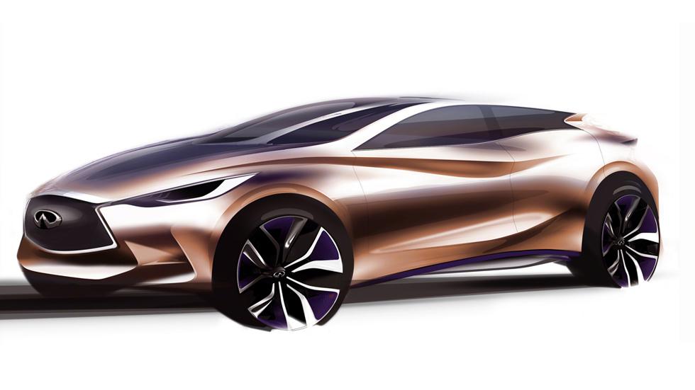 Infiniti Q30 Concept, el nuevo compacto premium