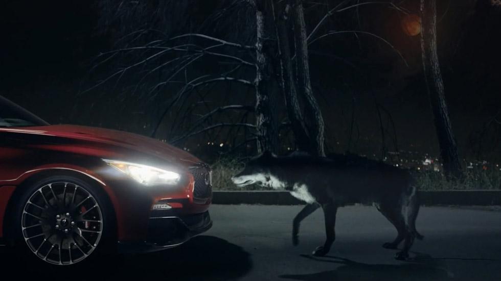 Vídeo: Infiniti Q50 Eau Rouge, una bestia con ganas de salir de la jaula