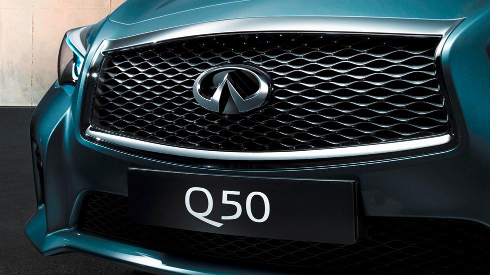 Infiniti Q50 primer aniversario, la berlina nipona ahora a mejor precio