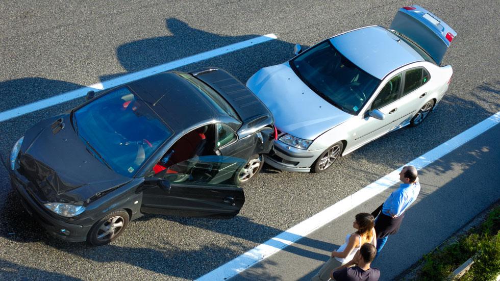 Ir a trabajar en coche, primera causa de accidentes laborales