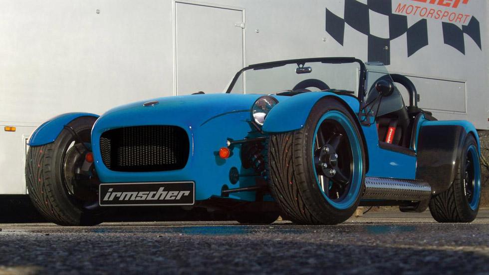 Irmscher Roadster Turbo 7 Sport 45, de celebración