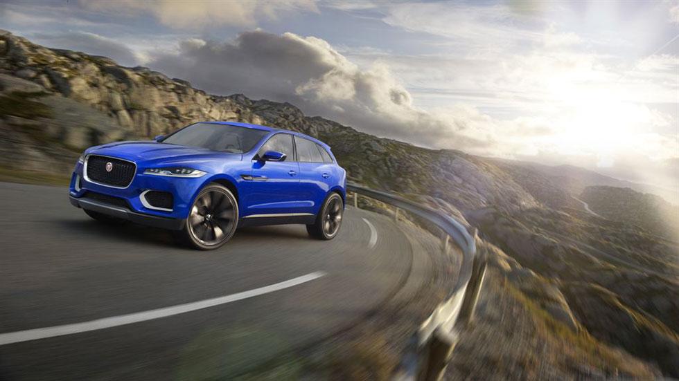 El Jaguar C-X17 estrena la nueva plataforma de la marca