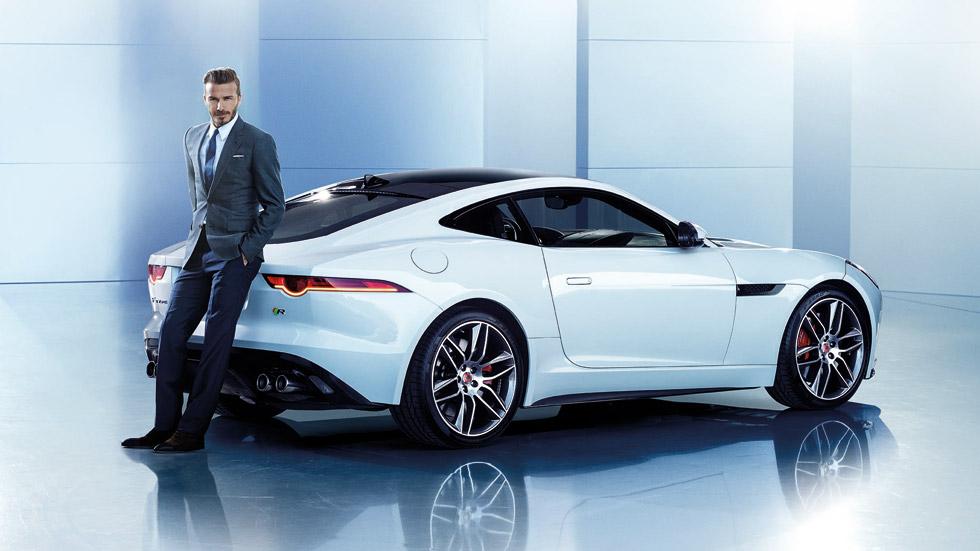 David Beckham, nuevo embajador de Jaguar en China