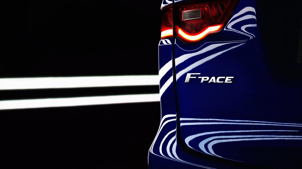 Jaguar F-Pace, nuevo crossover de lujo para 2016