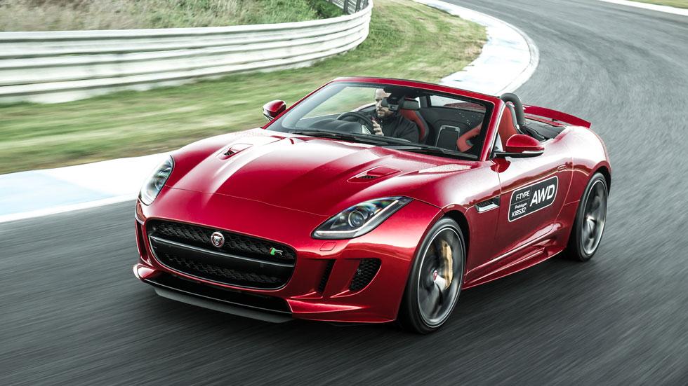 Primera prueba: Jaguar F-Type 2015, más completo
