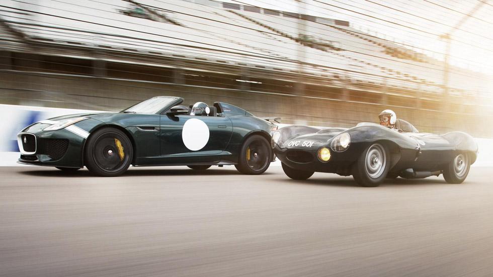 Jaguar F-Type Project 7, el felino más rápido y potente jamás creado