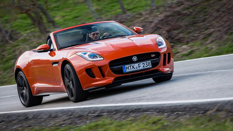Contacto: Jaguar F-Type, ¡que tiemble el 911!